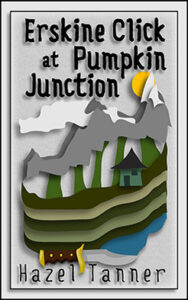 Book cover for Erskine Click at Pumpkin Junction